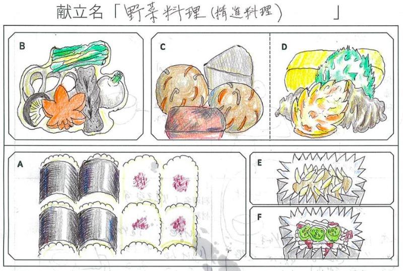 도쿄스시와쇼쿠조리전문학교 도시락조리실습 2.JPEG