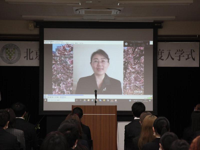 북경어언대학교 도쿄분교 입학실 5.JPEG